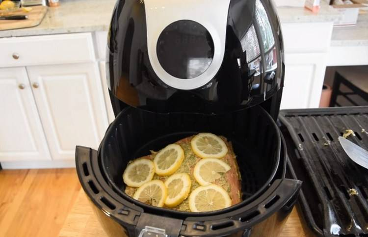 Techniques To Cook Salmon In An Air Fryer