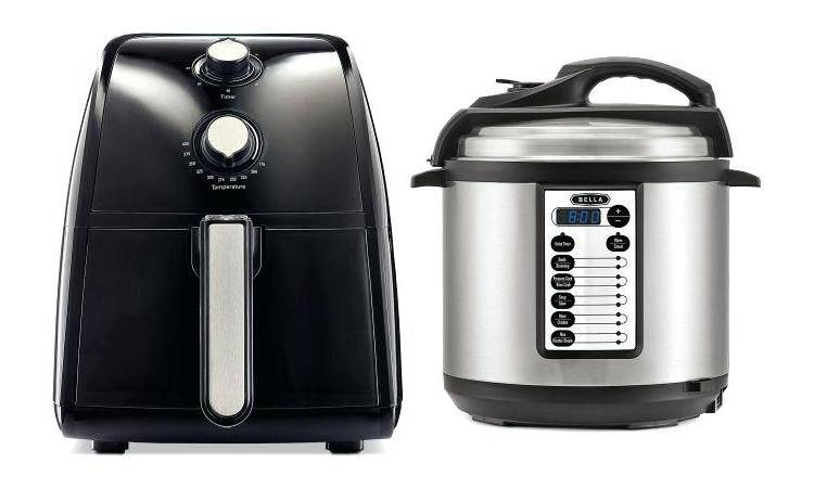 Choosing between the Instant Pot and the Air Fryer